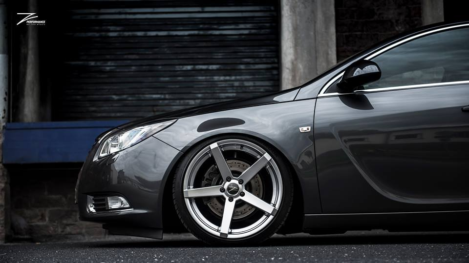 20 Zoll Z Performance Wheels ZP.SIX Opel Insignia Tuning 3 20 Zoll Z Performance Wheels am Opel Insignia