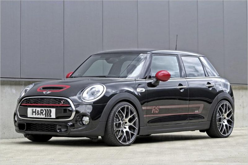 sweet looking f55 with perfect gap 2015 mini cooper forum. Black Bedroom Furniture Sets. Home Design Ideas