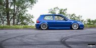 441 tuning golf 1 190x95 Rotiform OZT Wheels am VW Golf 4 R32 mit Airride