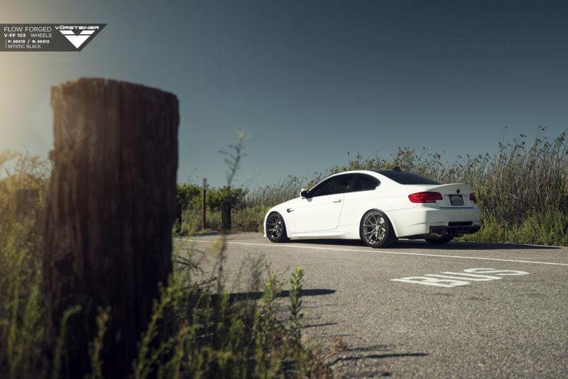 Alpine-White-BMW-E92-M3-With-Vorsteiner-V-FF-103-Wheels-5