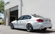 Alpine White BMW F80 M3 With A Remus 4 190x119 BMW F80 M3 mit Remus Sportauspuff by EAS Tuning