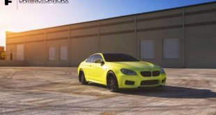 Ambulance Yellow BMW M6 1 310x165 DRM Motorworx Tuning am knallgelben BMW M6 V8