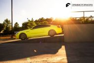 Ambulance Yellow BMW M6 2 190x127 DRM Motorworx Tuning am knallgelben BMW M6 V8