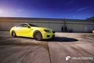 Ambulance Yellow BMW M6 3 190x127 DRM Motorworx Tuning am knallgelben BMW M6 V8