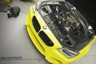 Ambulance Yellow BMW M6 6 190x127 DRM Motorworx Tuning am knallgelben BMW M6 V8