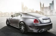 Ares Design Rolls Royce Wraith Tuning 02 2 190x124 Rolls Royce Wraith mit 700 PS von Ares Performance