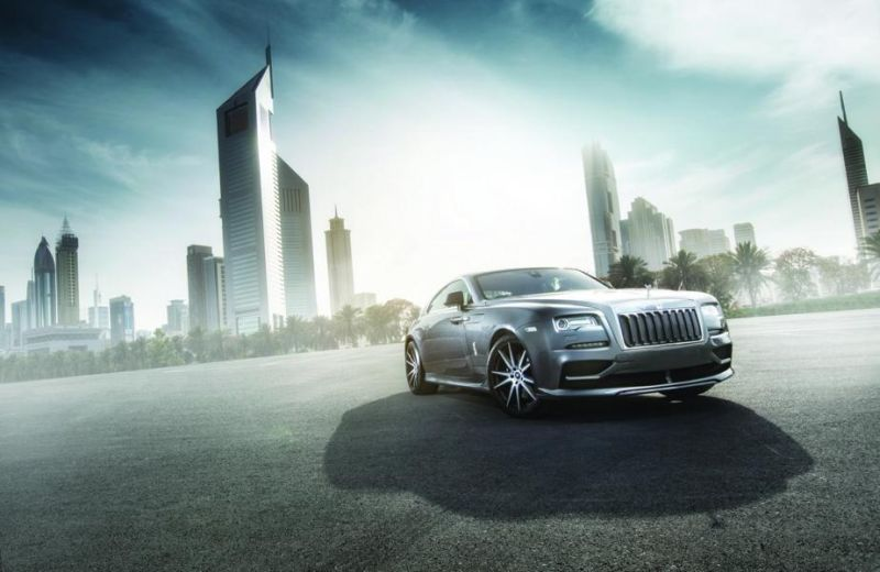Ares Design Rolls Royce Wraith Tuning 02 7 Rolls Royce Wraith mit 700 PS von Ares Performance