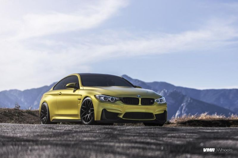 Austin-Yellow-BMW-F82-M3-On-VMR-V710-Wheels-3