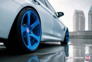 BMW F80 M3 On HRE RS102M By HRE Wheels 11 190x127 HRE RS102M in Blau am BMW M3 F80 von Wheels Boutique