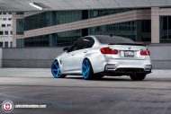 BMW F80 M3 On HRE RS102M By HRE Wheels 6 190x127 HRE RS102M in Blau am BMW M3 F80 von Wheels Boutique