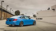 BMW M4 with HRE Classic 303 Wheels in Brushed Dark Clear 11 190x107 TAG Motorsports BMW M3 F80 mit HRE Classic 300 & 303 Alu´s