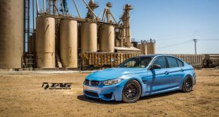 BMW M4 with HRE Classic 303 Wheels in Brushed Dark Clear 15 310x165 TAG Motorsports BMW M3 F80 mit HRE Classic 300 & 303 Alu´s