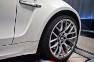 BMW S%C3%A9rie 1M E82 3.0 Bi Turbo Sechszylinder Chiptuning Shiftech 3 190x127 BMW 1M Coupe mit 410 PS / 668 NM by Shiftech