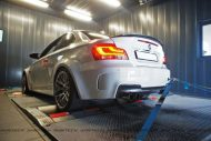 BMW S%C3%A9rie 1M E82 3.0 Bi Turbo Sechszylinder Chiptuning Shiftech 4 190x127 BMW 1M Coupe mit 410 PS / 668 NM by Shiftech