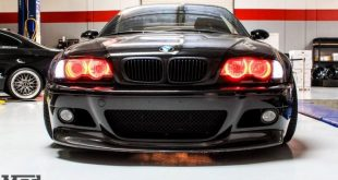 BMW E46 M3 TrackCar Volk TE37SL 10 310x165 BMW E46 M3 Macho Version by ModBargains Tuning