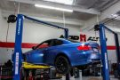 BMW E92 Frozen Blue M3 Remus 3 135x90 ModBargains Tuning am mattblauen BMW E92 M3