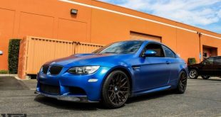 BMW E92 Frozen Blue M3 Remus 8 310x165 ModBargains Tuning am mattblauen BMW E92 M3