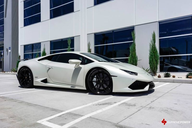 Supreme Power Sp Bianco Canopus Lamborghini Huracan
