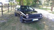 Boba Motoring VW Golf MK2 1 35 190x107 Video: Boba VW Golf MK2 1.233PS von 100 200km/h in 3,0s