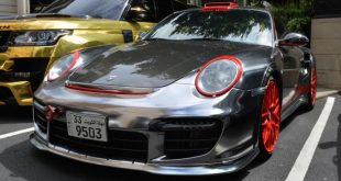 Chrome Porsche 997 GT2 0 310x165 1.300 PS am Rad   Porsche 997 GT2 von Oakley Design