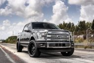 Exclusive Motoring Ford F150 Platinum On 22 Fuel Offroad 1 190x127 Ford F 150 (F150) mit 22 Zoll Offroad Wheels by EM
