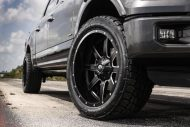 Exclusive Motoring Ford F150 Platinum On 22 Fuel Offroad 11 190x127 Ford F 150 (F150) mit 22 Zoll Offroad Wheels by EM