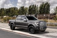 Exclusive Motoring Ford F150 Platinum On 22 Fuel Offroad 3 190x127 Ford F 150 (F150) mit 22 Zoll Offroad Wheels by EM