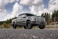 Exclusive Motoring Ford F150 Platinum On 22 Fuel Offroad 4 190x127 Ford F 150 (F150) mit 22 Zoll Offroad Wheels by EM