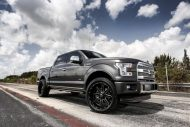Exclusive Motoring Ford F150 Platinum On 22 Fuel Offroad 5 190x127 Ford F 150 (F150) mit 22 Zoll Offroad Wheels by EM