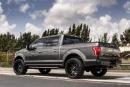 Exclusive Motoring Ford F150 Platinum On 22 Fuel Offroad 7 190x127 Ford F 150 (F150) mit 22 Zoll Offroad Wheels by EM