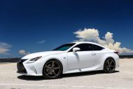 Exclusive Motoring Lexus RC350 F Sport On Vossen CV3 wheels 3 190x127 Dezent   Exclusive Motoring Lexus RC350 mit Vossen CV3