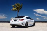 Exclusive Motoring Lexus RC350 F Sport On Vossen CV3 wheels 7 190x127 Dezent   Exclusive Motoring Lexus RC350 mit Vossen CV3