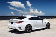 Exclusive Motoring Lexus RC350 F Sport On Vossen CV3 wheels 8 190x127 Dezent   Exclusive Motoring Lexus RC350 mit Vossen CV3