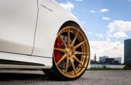 Exclusive Motoring Mercedes Benz S63 AMG Coupe On ADV.1 9 190x124 Adv.1 Wheels in Gold am Mercedes Benz S63 AMG