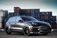 Exclusive Motoring Porsche Cayenne S On Forgiato wheels 1 190x127 Porsche Cayenne S   Tuning by Exclusive Motoring