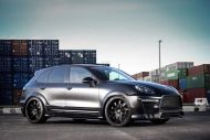 Exclusive Motoring Porsche Cayenne S On Forgiato wheels 2 190x127 Porsche Cayenne S   Tuning by Exclusive Motoring