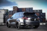 Exclusive Motoring Porsche Cayenne S On Forgiato wheels 5 190x127 Porsche Cayenne S   Tuning by Exclusive Motoring