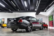 Exclusive Motoring Rolls Royce Wraith On Forgiato wheels 4 190x127 Rolls Royce Wraith mit 26 Zoll Forgiato Wheels Alufelgen