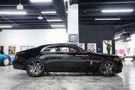Exclusive Motoring Rolls Royce Wraith On Forgiato wheels 5 190x127 Rolls Royce Wraith mit 26 Zoll Forgiato Wheels Alufelgen