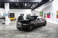 Exclusive Motoring Rolls Royce Wraith On Forgiato wheels 7 190x127 Rolls Royce Wraith mit 26 Zoll Forgiato Wheels Alufelgen