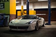 Ferrari 458 Italia On ADV5 Track Spec SL By ADV.1 Wheels 02 190x127 Ferrari 458 Italia mit LB Body und 22 Zoll by Wheels Boutique