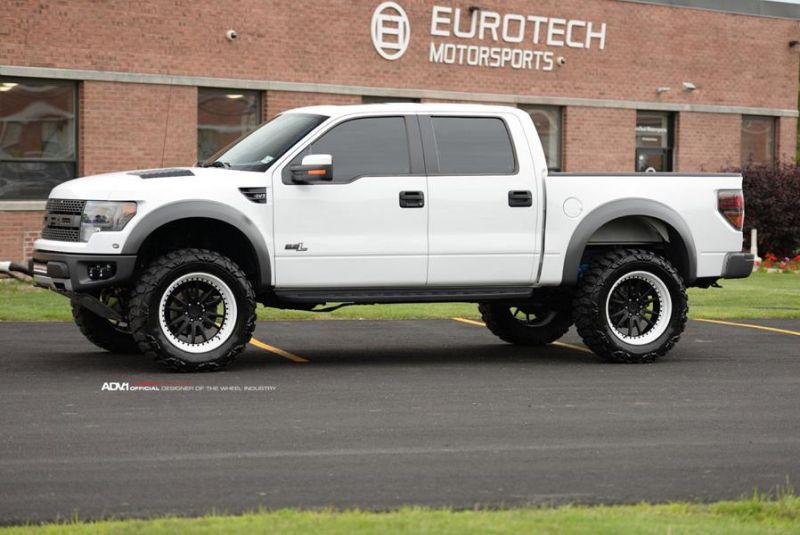 Ford F 150 Raptor on ADV6.2 Track Function SL by ADV.1 1 ADV6.2 Track Function SL am Ford F 150 Raptor