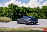 Ford Mustang On Vossen CV2 By Vossen Wheels 10 190x127 Gute Wahl   Vossen Wheels CV2 am Ford Mustang