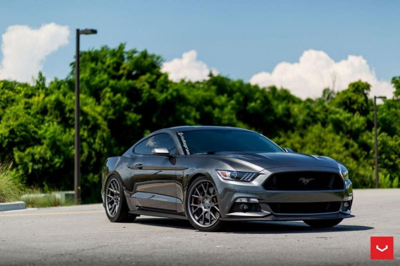 ford mustang vossen wheels - photo #38