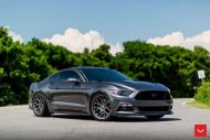 Ford Mustang On Vossen CV2 By Vossen Wheels 3 190x127 Gute Wahl   Vossen Wheels CV2 am Ford Mustang
