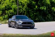Ford Mustang On Vossen CV2 By Vossen Wheels 4 190x127 Gute Wahl   Vossen Wheels CV2 am Ford Mustang