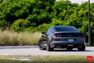 Ford Mustang On Vossen CV2 By Vossen Wheels 7 190x127 Gute Wahl   Vossen Wheels CV2 am Ford Mustang
