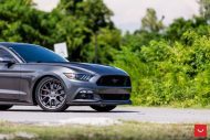 Ford Mustang On Vossen CV2 By Vossen Wheels 9 190x127 Gute Wahl   Vossen Wheels CV2 am Ford Mustang