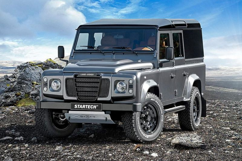 Land Rover Defender 2015 Startech Sixty8 2 Land Rover Defender Sixty8 vom Tuner Startech