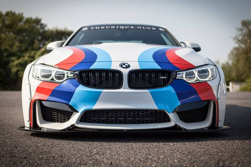 Hardcore Bmw M4 F82 Tuning By Jp Performance